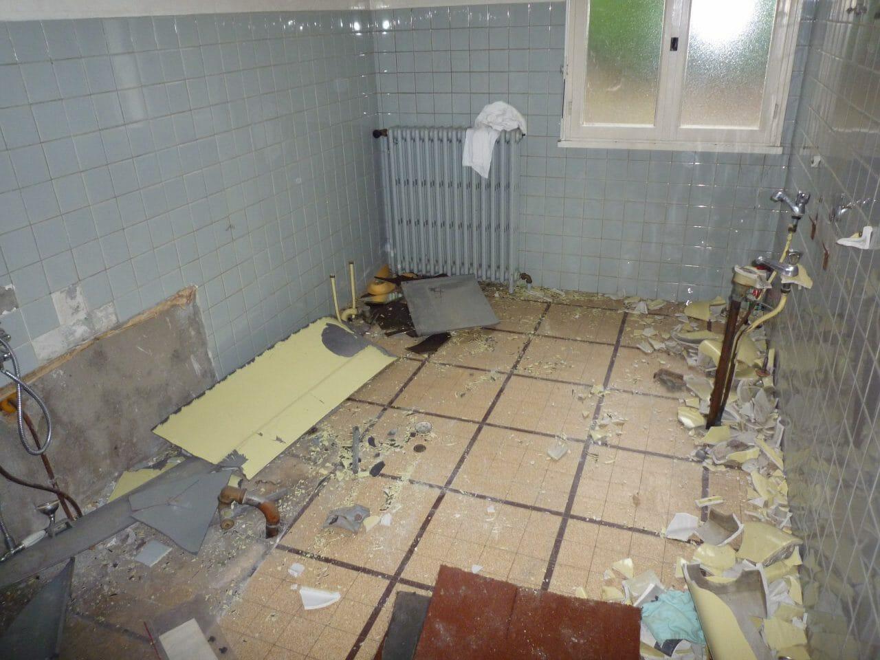 travaux de rénovation appartement par Ai Concept Cuisiniste Paris